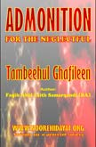 Tambihul Ghaafileen (Admonition For The Neglectful,islamic books